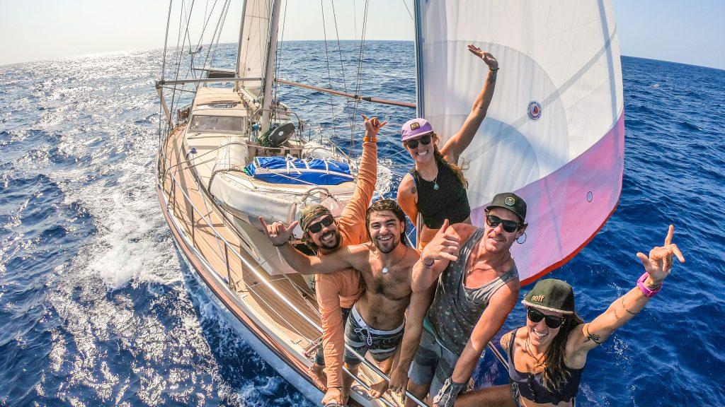 Sailing is dangerous - YouTube